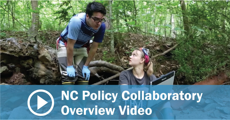 NC Policy Collaboratory Overview Video