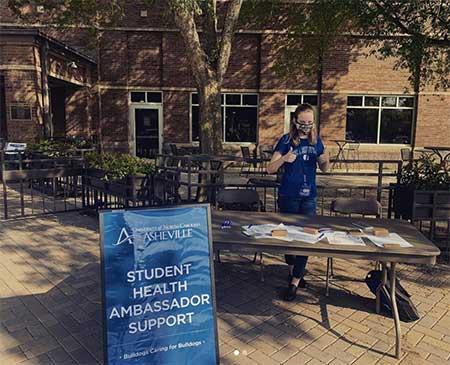 Student Health Ambassador