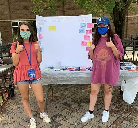 UNC-Asheville Student Health Ambassadors
