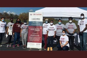 NCCU Accord Team Members